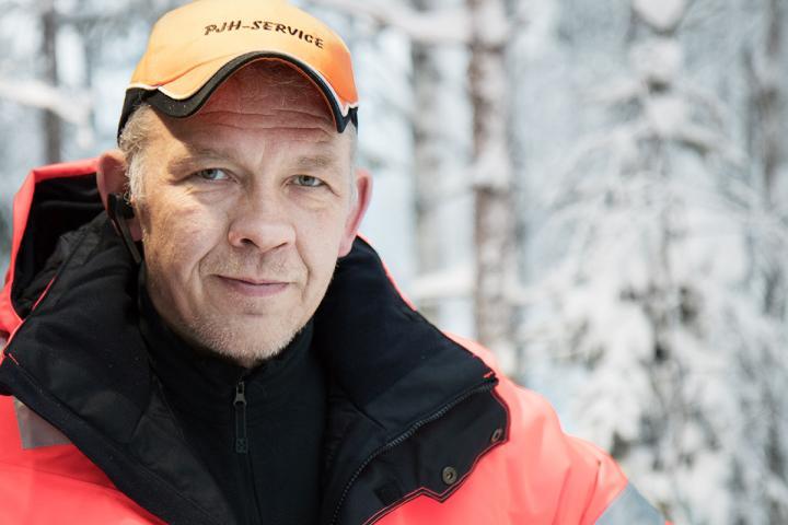 Petri Heiskanen, PJH-Service, Uimaharju, Joensuu