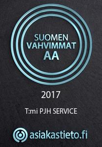 PJH-Service - Asiakastieto - Suomen Parhaat